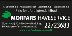 Morfars Haveservice
