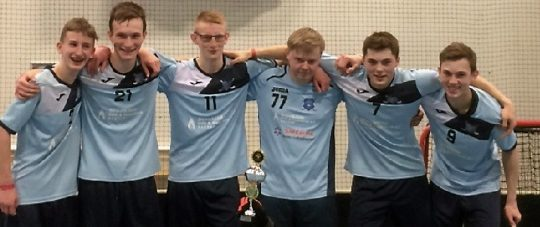 Stor succes for Stevns Floorball