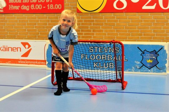 Emma spiller floorball