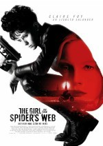 Biograffilm - The Girl in the Spiders Web, @ Mødestedet Snurretoppen | Store Heddinge | Danmark