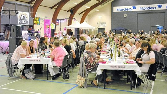 Støt op om Ladies Night