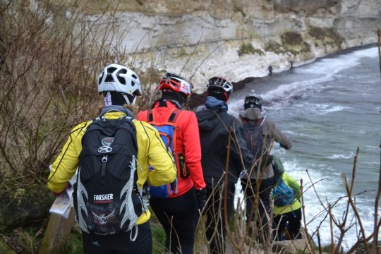 Adventure Race i bidende kulde
