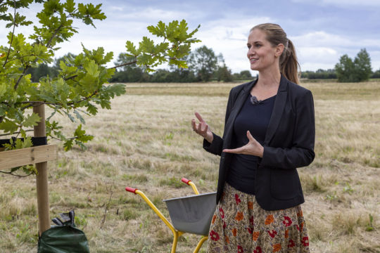 Partnerskab til gavn for naturen